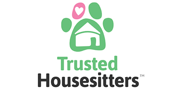 Trusted Housesitters logo house sitting s dětmi