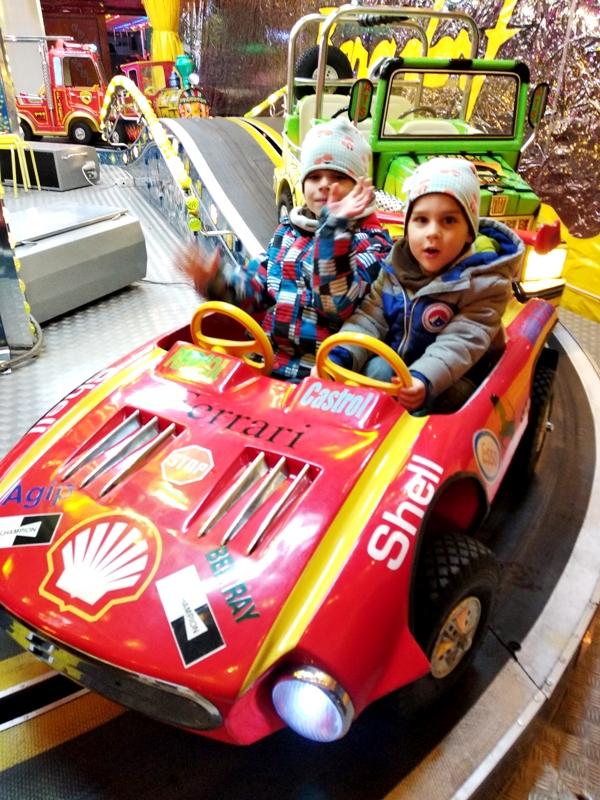 Cesty autem s dětmi